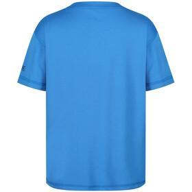 Regatta Alvarado III T-Shirt Kids Skydiver Blue